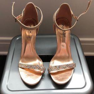 Anne Michelle Evening Sandals
